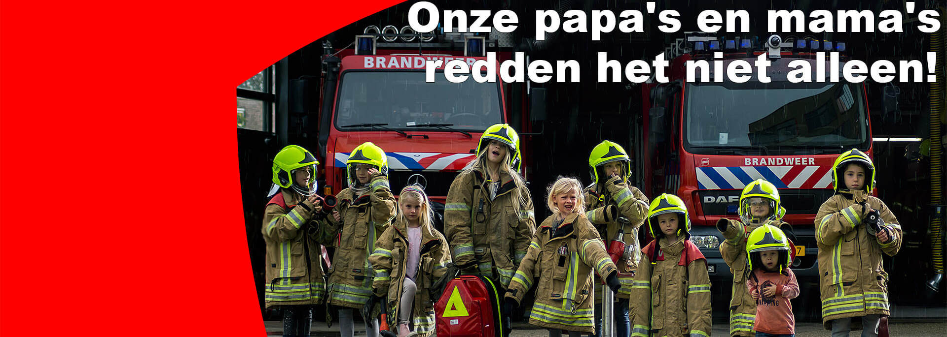 Noodkreet brandweer Serooskerke